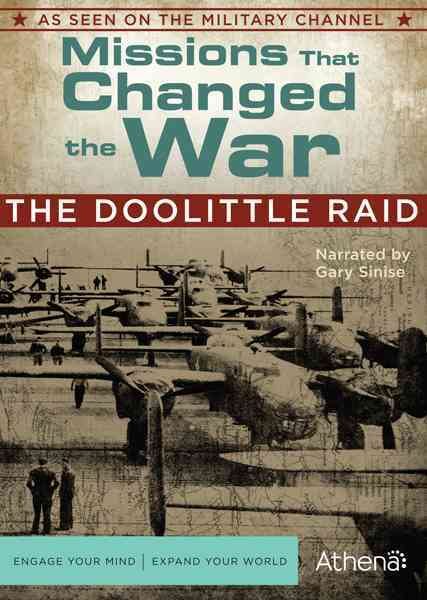 MISSIONS THAT CHANGED THE WAR:DOOLITT BY SINISE,GARY (DVD)
