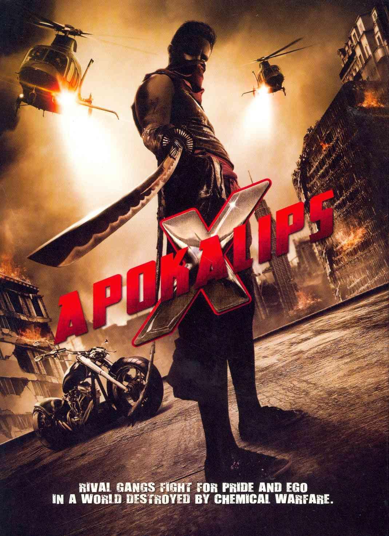 APOKALIPS X BY KAMI,FARID (DVD)