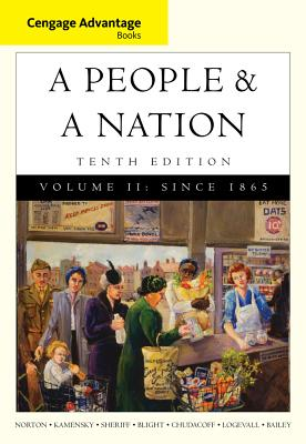 A People and a Nation By Norton, Mary Beth/ Sheriff, Carol/ Blight, David W./ Chudacoff, Howard